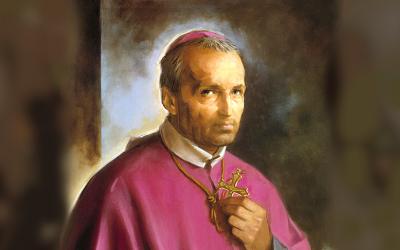 Saint Alphonse